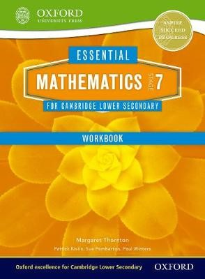 Essential Mathematics for Cambridge Lower Secondary Stage 7 Workbook - pr_77393