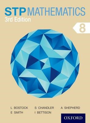 STP Mathematics 8 Student Book -