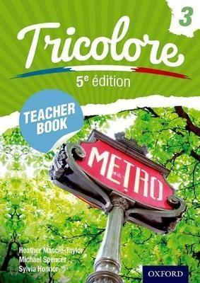 Tricolore Teacher Book 3 -