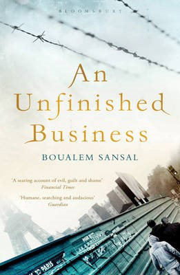 An Unfinished Business - pr_381553