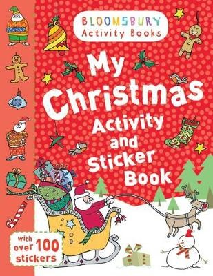 My Christmas Activity and Sticker Book -