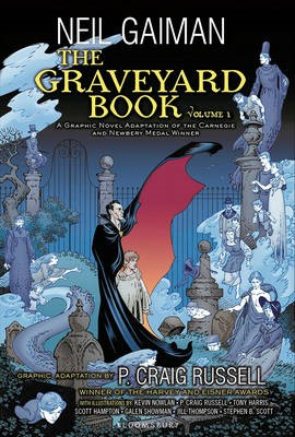 The Graveyard Book Graphic Novel, Part 1 - pr_380555