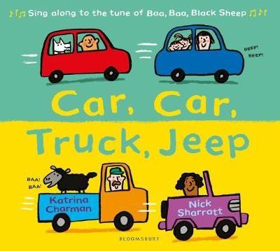 Car, Car, Truck, Jeep - pr_119366