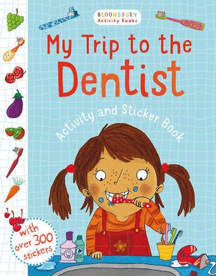 My Trip to the Dentist Activity and Sticker Book -