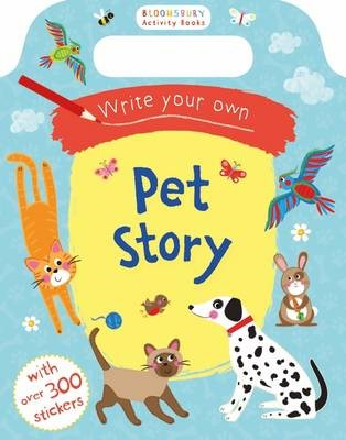 Write Your Own Pet Story -