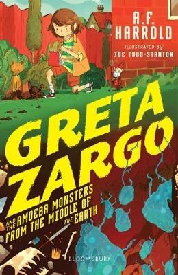 Greta Zargo and the Amoeba Monsters from the Middle of the Earth - pr_321750