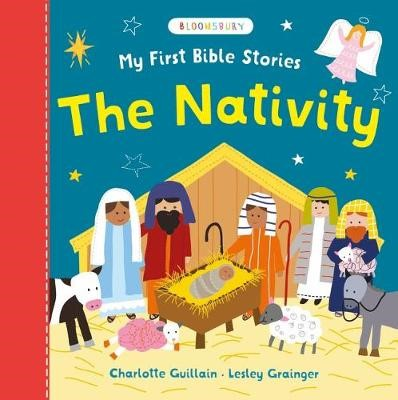 My First Bible Stories: The Nativity -