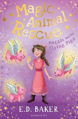 Magic Animal Rescue 4: Maggie and the Flying Pigs - pr_119118