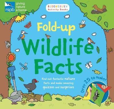 RSPB: Fold-up Wildlife Facts - pr_121427