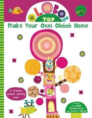 Olobob Top: Make Your Own Olobob Home - pr_119527