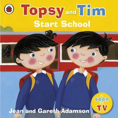 Topsy and Tim: Start School -