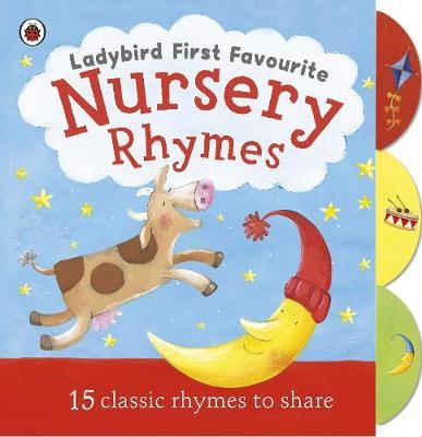 Ladybird First Favourite Nursery Rhymes -