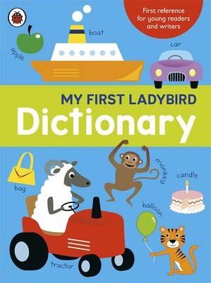 My First Ladybird Dictionary -