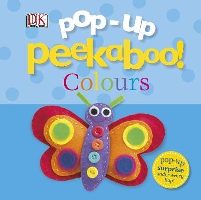 Pop-Up Peekaboo! Colours - pr_163408