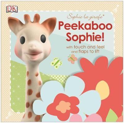 Sophie la girafe Peekaboo Sophie! - pr_60181