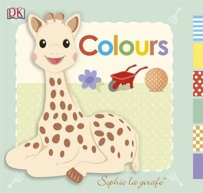 Sophie la girafe Colours - pr_119914