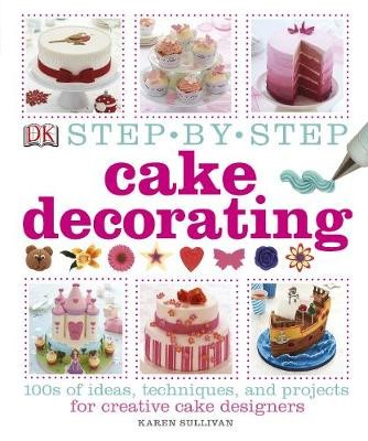 Step-by-Step Cake Decorating - pr_60183
