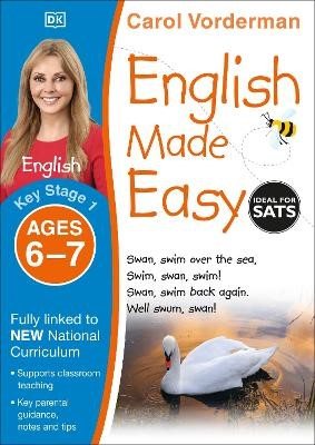 English Made Easy, Ages 6-7 (Key Stage 1) - pr_18826