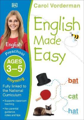 English Made Easy Rhyming Ages 3-5 Preschool - pr_18732