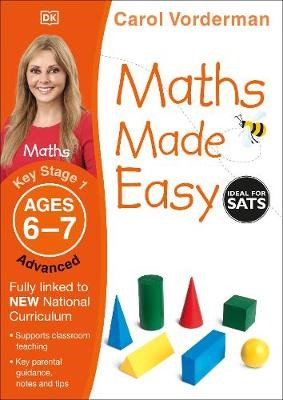 Maths Made Easy Ages 6-7 Key Stage 1 Advanced - pr_114437