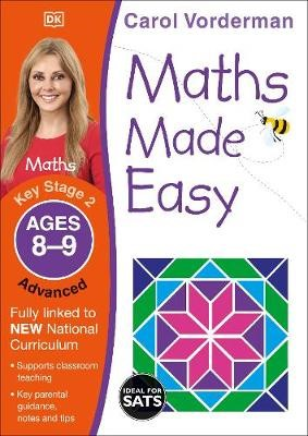 Maths Made Easy: Advanced, Ages 8-9 (Key Stage 2) - pr_18890