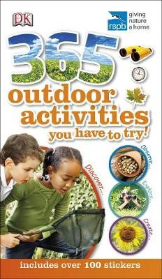 RSPB 365 Outdoor Activities You Have to Try - pr_246194