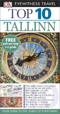 DK Eyewitness Top 10 Tallinn - pr_328566