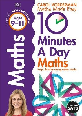 10 Minutes A Day Maths, Ages 9-11 (Key Stage 2) - pr_113851