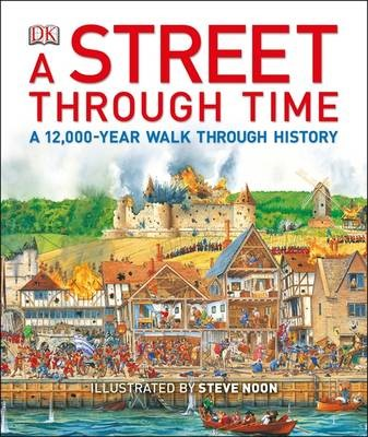 A Street Through Time: A 12,000-Year Walk Through History - pr_48483