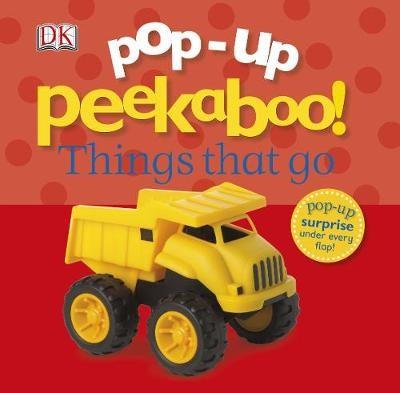 Pop-Up Peekaboo! Things That Go - pr_114318