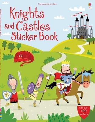 Knights and Castles Sticker Book -