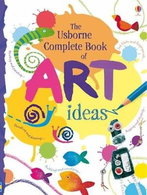 Complete Book Of Art Ideas -