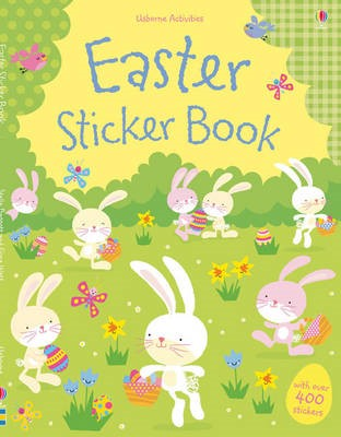 Easter Sticker Book -
