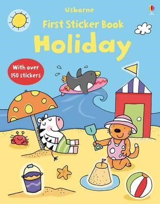 First Sticker Book Holiday -
