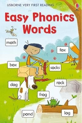Easy Phonic Words -