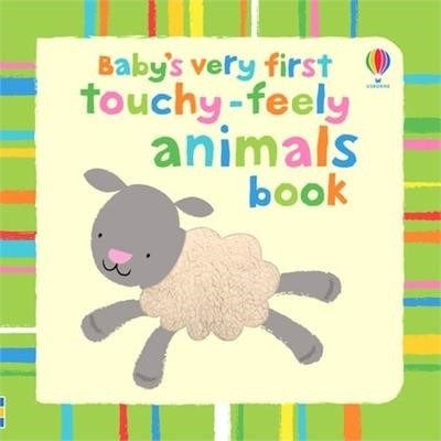 Baby's Very First Touchy-Feely Animals - pr_74550