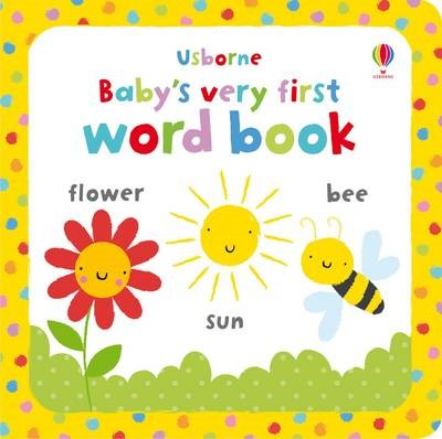 Baby's Very First Word Book - pr_272356