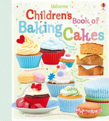 Children's Book of Baking Cakes - pr_313066
