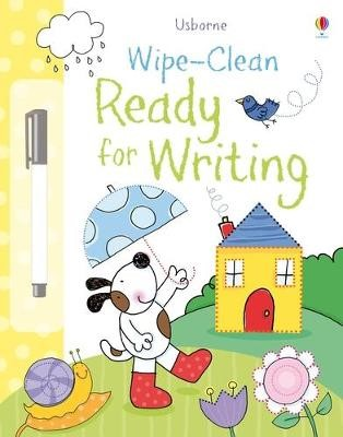 Wipe-Clean Ready for Writing -