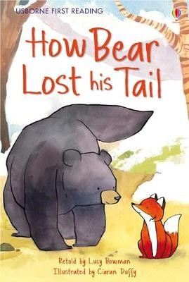 How Bear Lost his Tail -