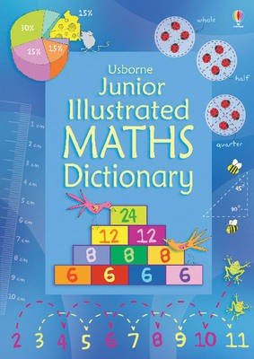 Junior Illustrated Maths Dictionary -