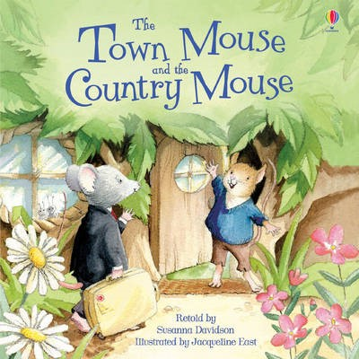 The Town Mouse & the Country Mouse - pr_106095