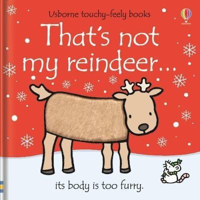 That's Not My Reindeer -