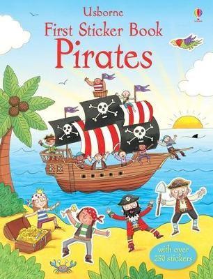 First Sticker Book Pirates - pr_319433