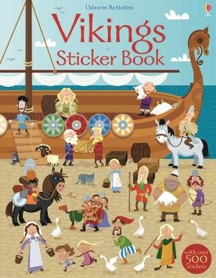 Vikings Sticker Book - pr_119902