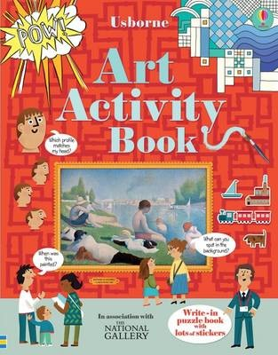 Art Activity Book - pr_121108