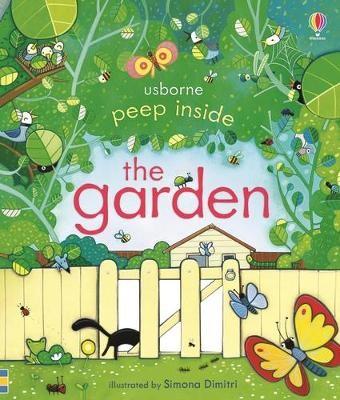 Peep Inside The Garden -