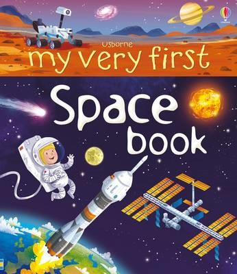 My Very First Book of Space - pr_120432