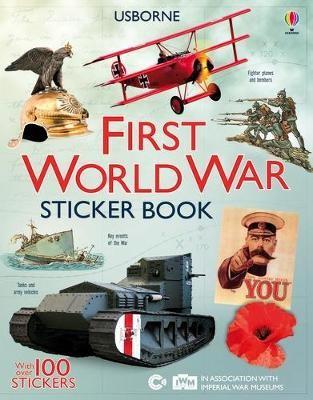 First World War Sticker Book -