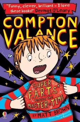 Compton Valance - Super F.A.R.T.s versus the Master of Time -